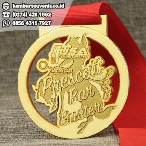 bikin medali jakarta