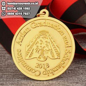 Harga Medali Kuningan