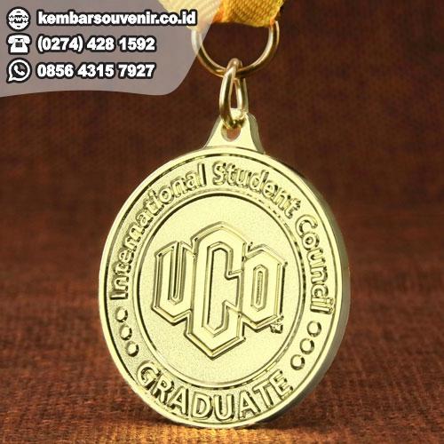 jual medali emas