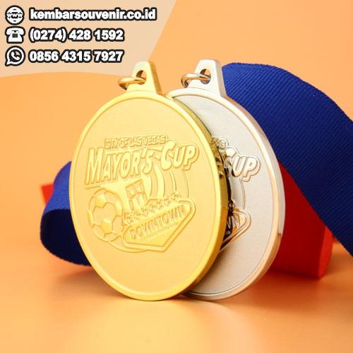 medali karate